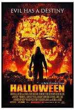 Horror: Rob ZOMBIE's  * Halloween * Movie Poster 2007  13x19