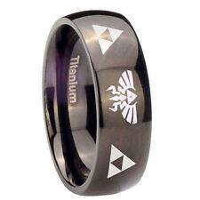 Exquisite Design 8 Sizes Attractive Animation Zelda - Legend Mark Ring Accessory