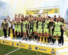 Northampton Win Premiership Final 2014 Winners 10x8 Photo