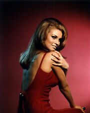 Raquel Welch 8x10 Color Classic Celebrity Photo #80