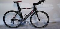 Giant TCR TT Carbon Fiber Road Bicycle Dura Ace Ultegra Tuned Ready to Ride