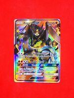 73/131 RARE carte card holo Pokemon ZYGARDE GX HP anglaise replica