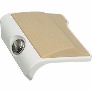 Olympus MCG-4 White Camera Grip for E-PL5 / E-P3 Camera