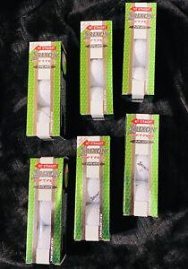 Srixon Soft Feel Golf Balls 6 Sleeves 18 Balls Total Pure White New