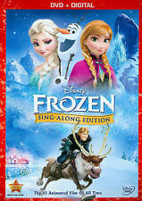 Frozen Sing Along Edition (DVD)