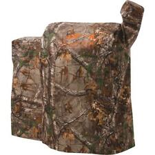 Traeger RealTree 22 Series 35 In. Camo PVC Full-Length Grill Cover BAC376  - 1
