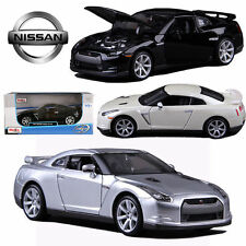 1:24 MAISTO 2009 NISSAN GT-R METAL MODEL DIECAST VEHICLE CAR COLLECTION TOY GIFT