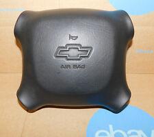 2001 02 Chevy Silverado/Tahoe Driver Wheel Airbag black oem W/90 day warranty