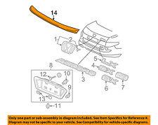 HONDA OEM 2004 Accord-Spoiler / Wing Kit 08F10SDA191