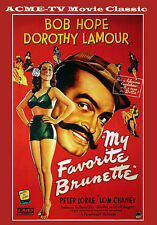 My Favorite Brunette - Starring Bob Hope Dorothy Lamour