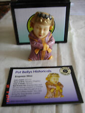 Harmony Ball - Pot Belly - Empress Woo - Historicals - Great Item