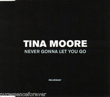 TINA MOORE - Never Gonna Let You Go (UK 6 Tk CD Single)