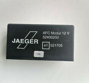 Jaeger AHK AFC Modul Steuergerät Relais Anhängermodul Anhänger 52400200 021705