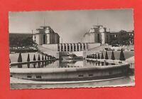 Paris - Le Palais De Chaillot (G3354)