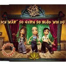 Tic Tac Toe Ich wär' so gern so blöd wie du (1997) [Maxi-CD]