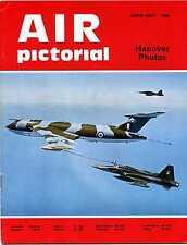 Air Pictorial 1972 June Mirage,Victor,Skyfame Gloucester