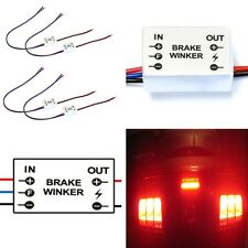 NUOVO modulo continuo flash stroboscopico box auto 3rd Brake Light Luce posteriore per nebbia 12V