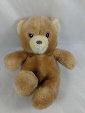 "Tan Bear Plush 8"" Eden Light Brown Stuffed Animal"