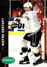 1991-92 Parkhurst #73 Wayne Gretzky