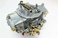 600 CFM 4 BARREL CARBURETOR VACUUM SECONDARY MANUAL CHOKE DUAL FUEL HOLLEY STYLE