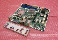 HP 480429-001 464517-001 MS-7525 LGA775 DDR2 VGA Motherboard and Backplate