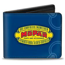 Wallet Mopar Parts & Accessories Blue MPO