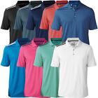 2016 Adidas Mens Climacool 3-Stripes Golf Polo Shirt