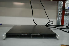 Synology Rackstation 4-Bay NAS M/PN: RS409 w/ Rack Mounts