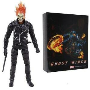 "Ghost Rider Johnny Blaze 9"" Action Figure Marvel 20"