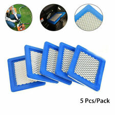 5x Air Filter Replacement For Briggs &Stratton Lawn Mower 491588 491588S 399959