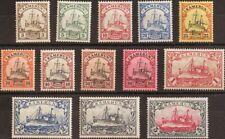 Camerún. MH *Yv 7/19. 1900. Serie completa. MAGNIFICA. (Mi7/19 400 Euros) REF: