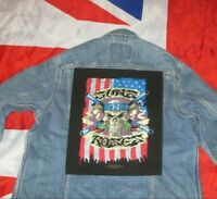 Guns N Roses Patch Flag Backpatch