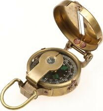 alter Kompass - Messing - wohl 40er Jahre