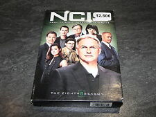 COFFRET 6 DVD SERIE TV NCIS INTEGRALE THE EIGHTH SEASON CBS OCCASION