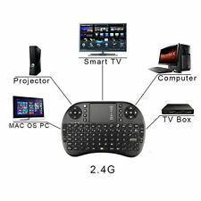 Mini Wireless Keyboard 2.4G with Touchpad Handheld Keyboard for PC Android TV XG