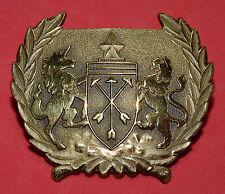 UltrAir Airlines Vintage Captain Pilot Hat Badge Rare Airlines Memorabilia