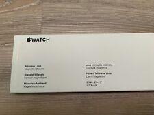 Apple Watch (44 mm) Milanaise Armband, Space Schwarz - Original/TOP!!!