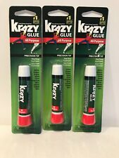 Elmers Krzy Glue Mini Crd Tube,Size .07OZ,Pack of 3,by Elmer's
