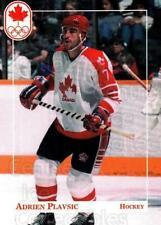 1992 Canadian Olympic Hopefuls #189 Adrien Plavsic