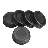 5pcs/set  Rear Lens Cap Cover For  Nikon AF AF-S DSLR SLR Camera LF-4 Lens Dust