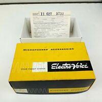 Vintage Box Only EV Electro Voice 627C Dynamic Cardioid Dual-Z Microphone