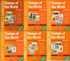Stanley Gibbons Stamps of the World Catalogue Catalog in P.D.F