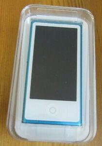 Apple iPod nano 7th Generation (LATEST MODEL) Blue (16GB)