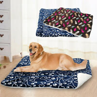 Pet Washable Mat Blanket Large Dog Bed Cushion Mattress Kennel Dog Crate Cover