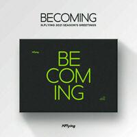 N.Flying 2021 SEASON'S GREETINGS BECOMING + Tracking number