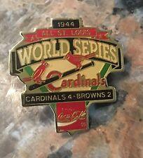 1944 MLB World Series Coke Pin Made In 1992