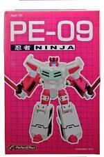 TRANSFORMERS G1 PERFECT EFFECT PE-09 NINJA