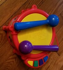 The Wiggles Toy Drum Spin Master 2004