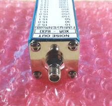 Noise Source Generator Calibrated (10 -1600 MHz; ~ 15 dB ENR, SMA) Noise Figure