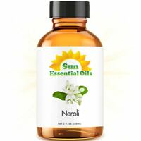 Best Neroli Essential Oil 100% Purely Natural Therapeutic Grade 2oz